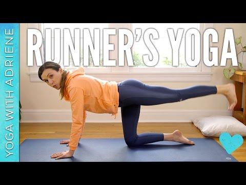 Runner's Yoga - Yoga With Adriene