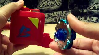 Beyblade Metal Masters RAPID DEPLOY CASE Review