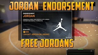 getlinkyoutube.com-HOW TO GET FREE JORDAN'S IN NBA 2K16