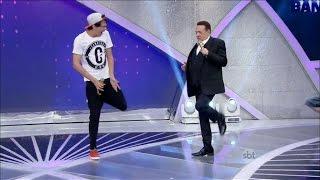 Julio Cocielo no programa Do Raul Gil 30/04/2016