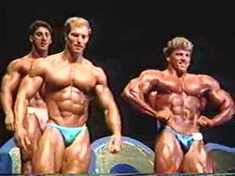 Gary Strydom and Matt Mendenhall 86 Nationals