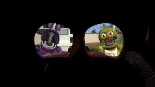 getlinkyoutube.com-GMOD FNaF 2 running withered Bonnie and Chica