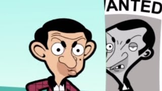 getlinkyoutube.com-Mr Bean the Animated Series - Wanted