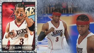 getlinkyoutube.com-NBA 2K15 PS4 My Team - Diamond Allen Iverson!