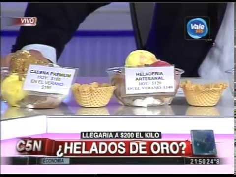 C5N - CHICHE EN VIVO: HELADOS DE ORO