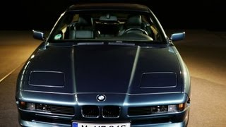 getlinkyoutube.com-The BMW 8 Series. E31.