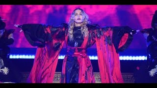 MADONNA LONDON O2 ARENA HIGHLIGHTS  REBEL HEART TOUR 1st and 2nd DECEMBER 2015