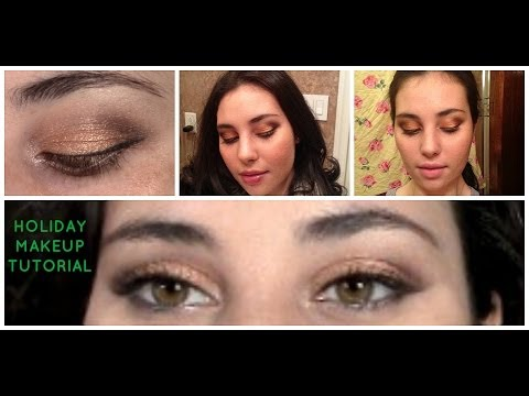 ♥ Holiday Makeup Tutorial: Featuring Marc Jacobs Cosmetics ♥