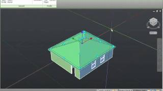 getlinkyoutube.com-Drawing 3D Roofs with AutoCAD Architecture