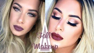 getlinkyoutube.com-Fall makeup tutorial