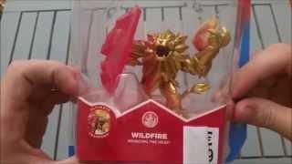 getlinkyoutube.com-Ouverture/Unboxing skylanders trap team : wildfire