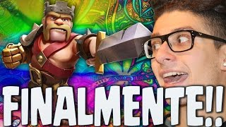 getlinkyoutube.com-CLASH OF CLANS: FINALMENTE IL RE BARBARO!! DEVASTIAMOLI :D