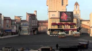 Moteurs Action Stuntshow 2011 (Disneyland Paris)