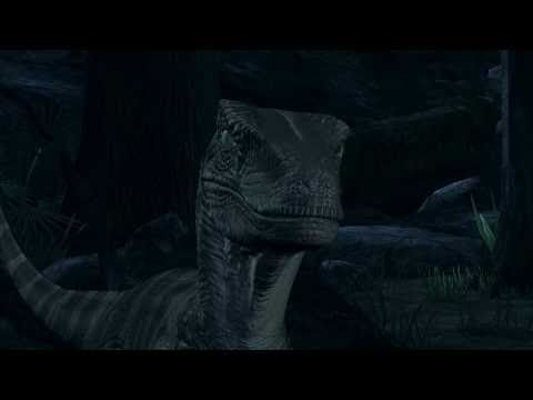 Jurassic Park The Game | pre-order trailer (2011)