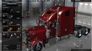 [ATS]American Truck Simulator Freightliner Classic XL 2