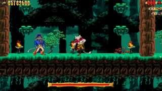 getlinkyoutube.com-Captain Claw (Perfects Collection) - Dark Woods HD