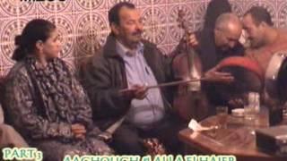 getlinkyoutube.com-AACHOUCH MIMOUNE KORDA ALLA HMAMA أعشوش ميمون أورحو كردة علا الحاجب حمامة3