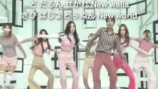 getlinkyoutube.com-4walls 【掛け声・カナルビ】 f(x)