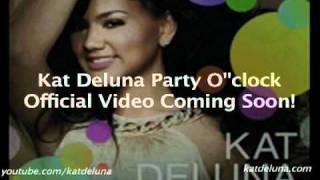Kat Deluna Party O'clock Music Video snippet