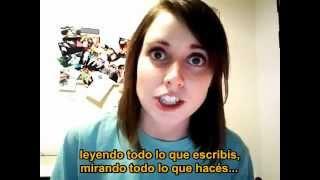getlinkyoutube.com-La Novia Psicopata video subtitulado español (la chica del meme)