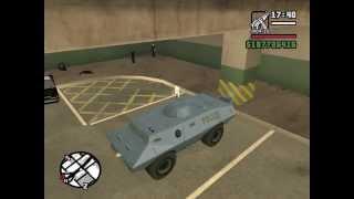 getlinkyoutube.com-GTA San Andreas S.W.A.T Tank