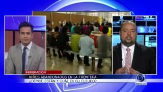 El abogado Pablo Hurtado nos pone al tanto de la situación de los niños en la frontera
