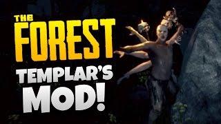 getlinkyoutube.com-The Forest - TEMPLAR'S MOD (The Forest Rebalanced)