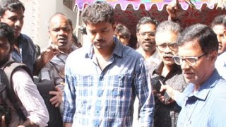 getlinkyoutube.com-Celebrities pay Last Respect to K. Balachander - Part2 | Galatta Tamil