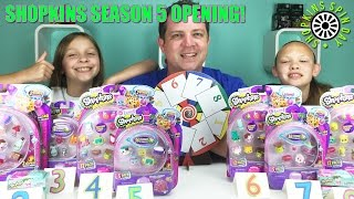 getlinkyoutube.com-Shopkins Season 5 Opening - Shopkins Spin Day