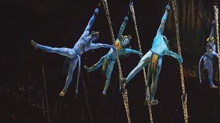 getlinkyoutube.com-Cirque du Soleil's Avatar prequel
