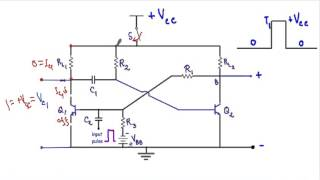 getlinkyoutube.com-Transistor Monostable Multivibrator