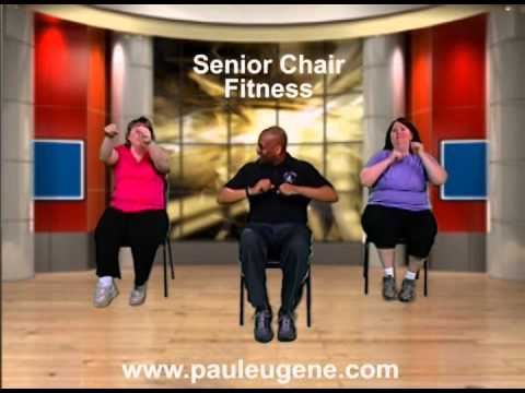 Senior Chair Fitness