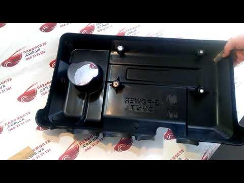 Крышка двигателя верхняя пластиковая декоративная Geely Emgrand EC7 1018025182 Джили Эмгранд ЕС7 Ори