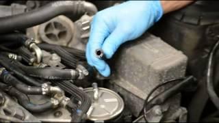 getlinkyoutube.com-Pulizia iniettori diesel con adattatore TUNAP 13800