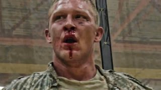 getlinkyoutube.com-Modern Army Combatives Program • Hand To Hand Combat Cage