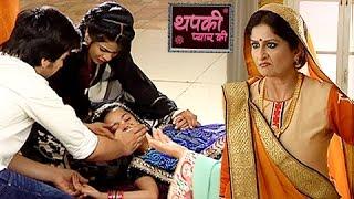 Thapki's Daughter Bani FAINTS | Thapki Pyar Ki | थपकी प्यार की | TellyMasala width=