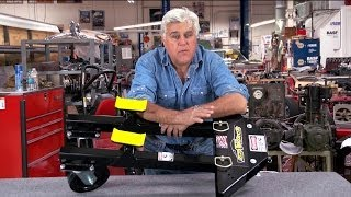 Rolling Car Jacks - Jay Leno's Garage