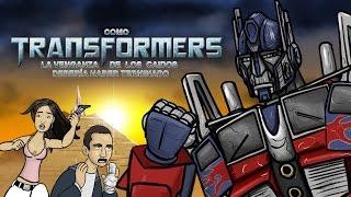 Como Transformers: La venganza de los Caídos Deberia Haber Terminado