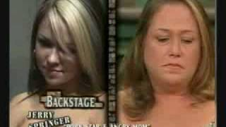 getlinkyoutube.com-The Jerry Springer Show - 'Porn Star & Angry Mom' [UK Edit] (Part 1/3)