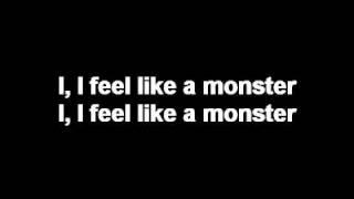 getlinkyoutube.com-Monster - Skillet (Lyrics) With growl!