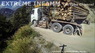 getlinkyoutube.com-AMAZING DANGEROUS ROAD VIRAGE EXTREME DE BEL PINET