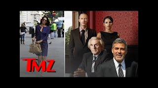 getlinkyoutube.com-George Clooney's Fiancee' -- Workin' It! | TMZ