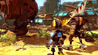 getlinkyoutube.com-Ratchet & Clank: A Crack in Time - All Cutscenes/Cinematics (The Movie)