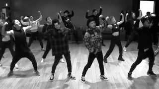 getlinkyoutube.com-GD X TAEYANG 'Good Boy' mirrored Dance Practice