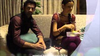 getlinkyoutube.com-Barun Sobti and Sanaya Irani on Rangmunch Part 2