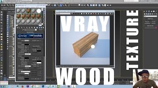 getlinkyoutube.com-VRay Wood Texture