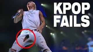 getlinkyoutube.com-TOP 10 KPOP FAILS | RIPPED CLOTHES EDITION