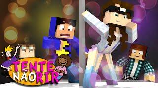 getlinkyoutube.com-Minecraft: MIKE É UMA MULHER! (Tente Não Rir)