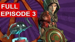 Tales From The Borderlands Episode 3 Gameplay Walkthrough Part 1 [1080p HD] Full Episode