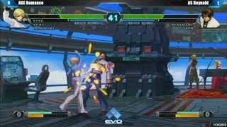 getlinkyoutube.com-EVO 2013 - The King of Fighters XIII - Top 8